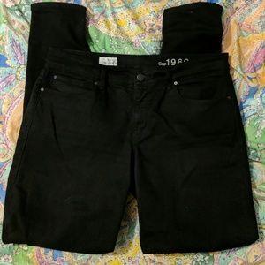 Gap 1969 - Black skinny jeans - 10R